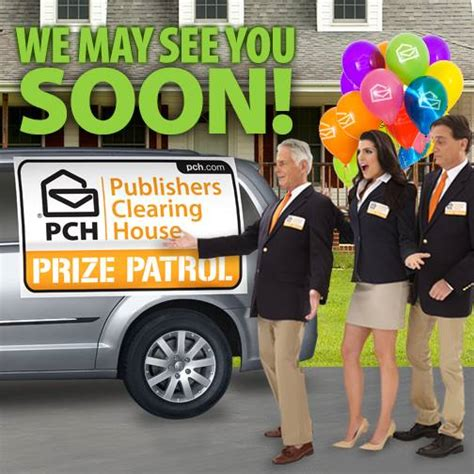 publishers clearing house prize patrol who is the august 28th pch superprize winner follow these