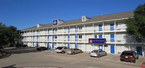 InTown Suites Extended Stay Dallas TX - Preston Rd