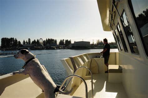Parking At Fishing Boat Harbour Fremantle by Cetacean Season 2015