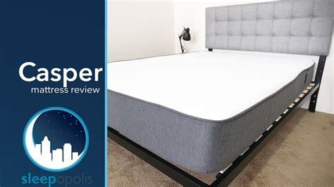 reverie mattress reviews casper mattress review