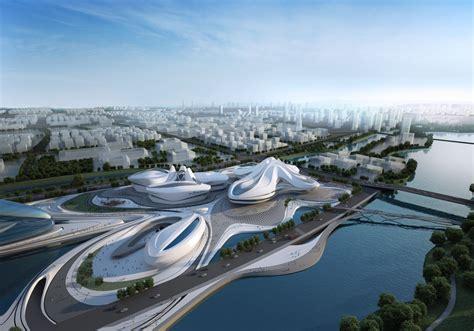 Zaha Hadid's Architecture Of The Future