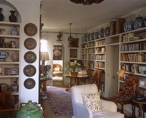london interior design robert kime  antiques