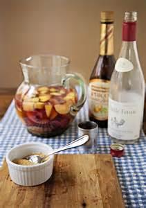 Rose Sangria Recipes with Fruit