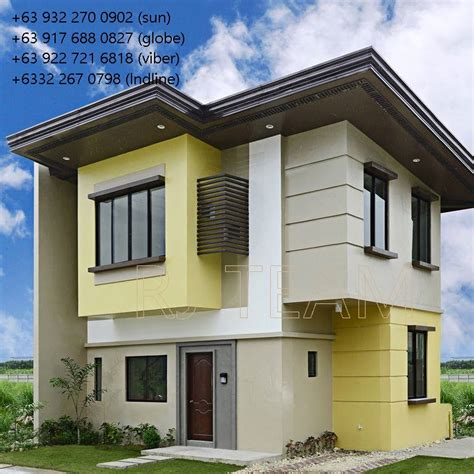 affordable rent to own pag ibig houses ready for occupancy single attached 4br house lot near