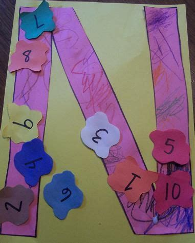 17 best ideas about letter n crafts on letter 189 | cf55ffb3ec46bb3341fb474b018c8ed7