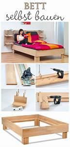 Bett Selber Bauen 140x200 : die besten 25 bett selber bauen ideen auf pinterest ~ Michelbontemps.com Haus und Dekorationen