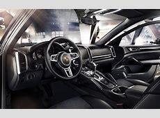 Comparison BMW X5 eDrive 2016 vs Porsche Cayenne