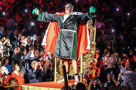 Who's next for The Gypsy King? - Tyson Fury's options