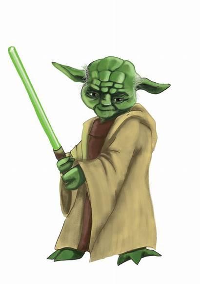Yoda Wars Star Starwars Pngimg