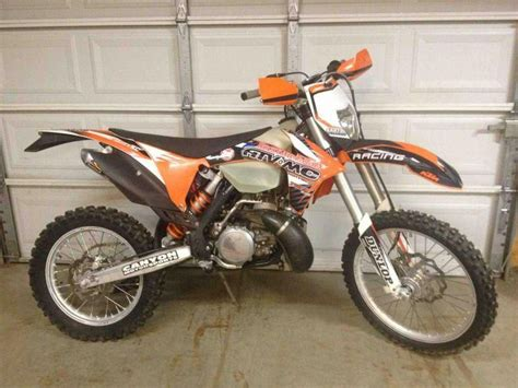 2011 Ktm 250xc Pa Titled Street Legal Off For Sale On
