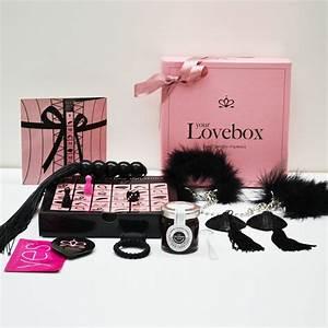 Cadeau Homme 35 Ans : bo te lovebox 7 p ch s capitaux ~ Nature-et-papiers.com Idées de Décoration