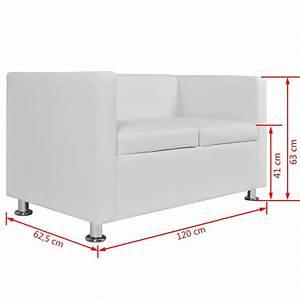 3 Sitzer 2 Sitzer Sessel : wei es sofaset 3 sitzer und 2 sitzer und sessel g nstig kaufen ~ Indierocktalk.com Haus und Dekorationen