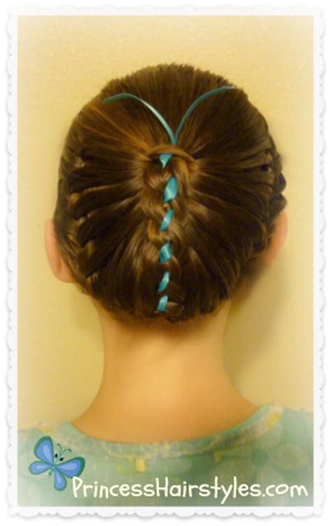 butterfly hairstyle hairstyles  girls princess