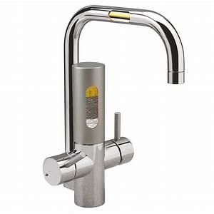 Filtre Eau Robinet : robinet filtrant monh2o l 39 alternative aux carafes filtrantes ~ Premium-room.com Idées de Décoration