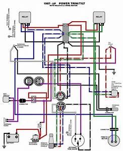 Evinrude Power Tilt  U0026 Trim Page  1