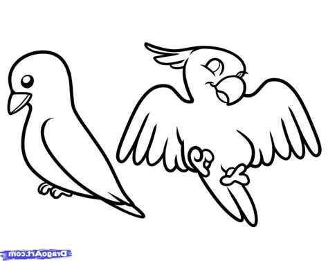 Draw A Real Time Drawing Real Time Drawing Tutorial How To Draw A Bird Dove