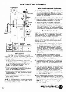 Installation Of Door Hardware Kits  Instructions  Allen