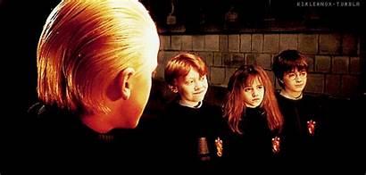 Hermione Harry Draco Ron Potter Stone Malfoy