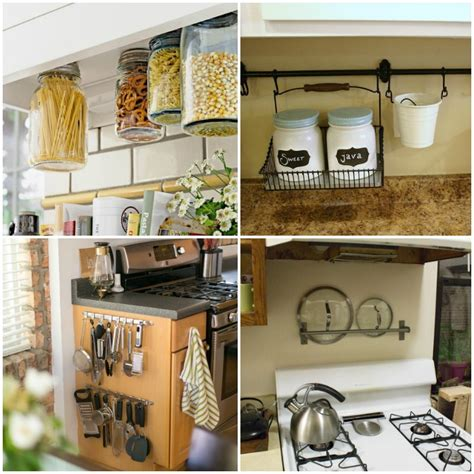 island cabinets 15 clever ways to get rid of kitchen counter clutter