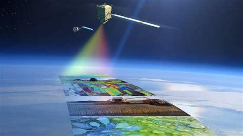 satellite  measure plant health observing