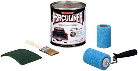 Herculiner Hcl1b8 Brush-on Bed Liner Kit 504371378466