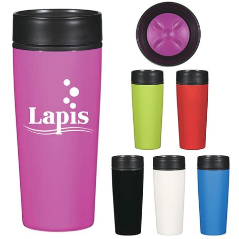 Promotional 14 Oz Stainless Steel Glossy Tumbler