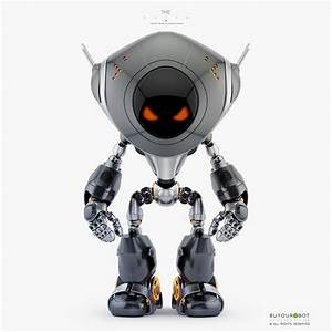Bad Robot 3d Model  U2022 Buyourobot