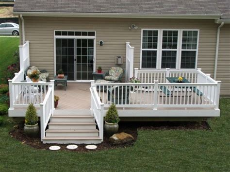 Home Deck Design Ideas by Charming Pictures Of Decks For Mobile Homes Decor