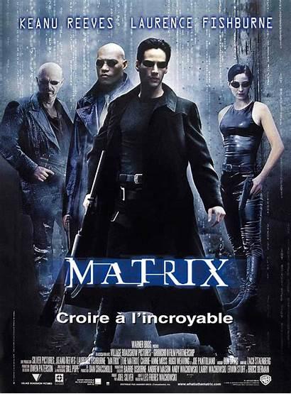 Matrix Action Films Meilleurs 1999 Film Poster