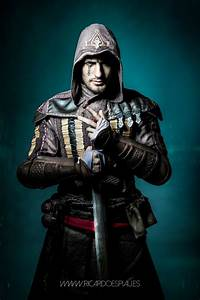 Enter the ANIMUS - Aguilar Assassin's Creed Movie by ...
