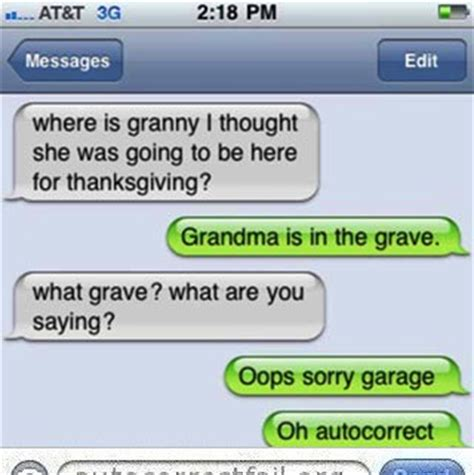 autocorrect fail hilarious auto correct blunders and