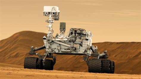 NASA Mars Rover Curiosity