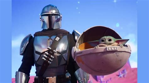 Fortnite Chapter 2 Season 5 Is Here With Mandalorian And ...