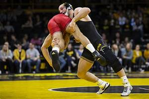 Iowa Wrestling To Tackle Two Illinois Schools  U2013 The Daily