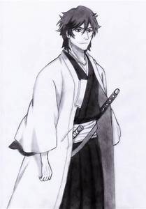 Amagai-taicho by Bleach9 on DeviantArt