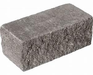 Beton Pigmente Hornbach : flairstone beton mauerstein grau 30x14x12 cm jetzt kaufen ~ Michelbontemps.com Haus und Dekorationen