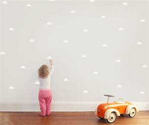 Bilder An Wand Kleben Ohne Rückstände : wandtattoo 30 kleine wolken zum aufkleben auf die wand schnell einfach zu kleben ohne ~ Frokenaadalensverden.com Haus und Dekorationen