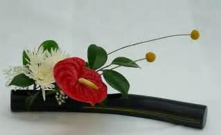 unique flower arrangements cursos de ikebana niveles 1