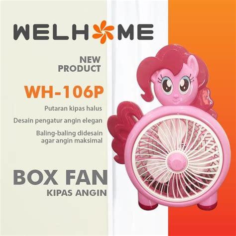Karpet Karakter Kuda Pony kipas angin kuda pony welhome wh 106 p box fan halomurah