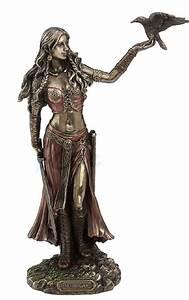 Celtic, Morrigan, Statue, Goddess, Of, Birth, Battle, And, Death