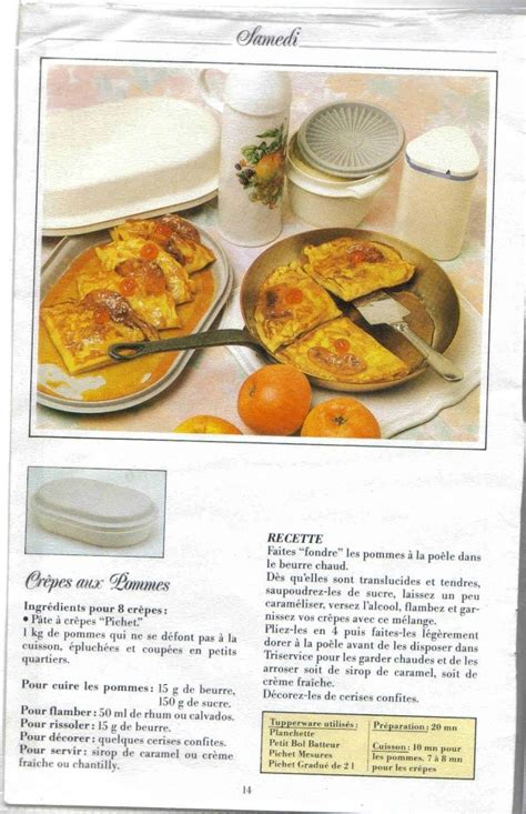 recette pate a crepe tupperware livre recettes cr 234 pes tupperware page 2