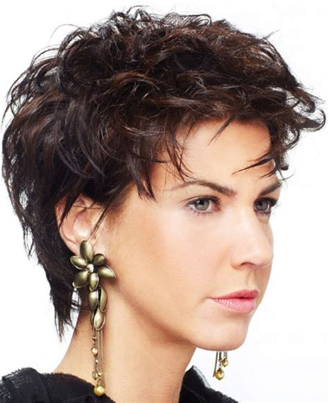 10 best images about haircuts for thick wavy curly