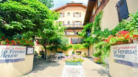 restaurant la terrasse fleurie 224 divonne les bains 01220