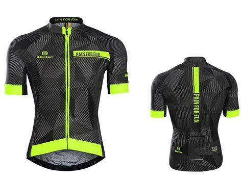 Men's Short Sleeve Best Looking Mesh Cycling Jersey 2016