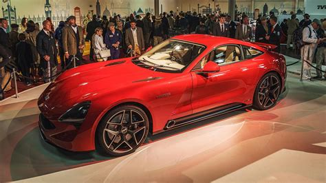 New Tvr Shown Off In Official Sketch