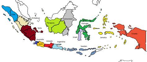eye opening maps  indonesia   havent