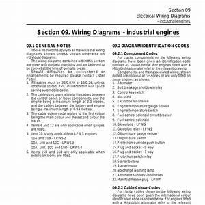 Lpws Workshop Manual Wiring Diagrams 20ii Pdf