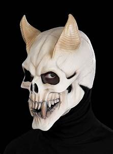 Demon Skull Mask - maskworld com