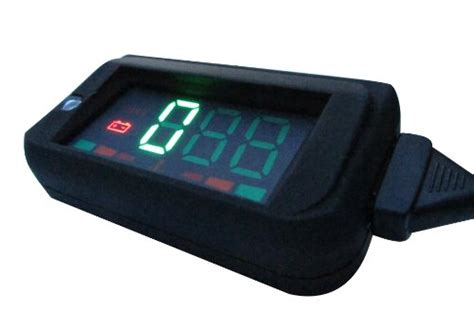 obd ii up display speedometer with speed km rpm
