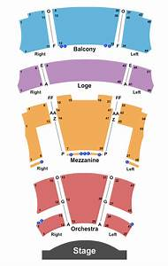Montgomery Performing Arts Center Seating Chart